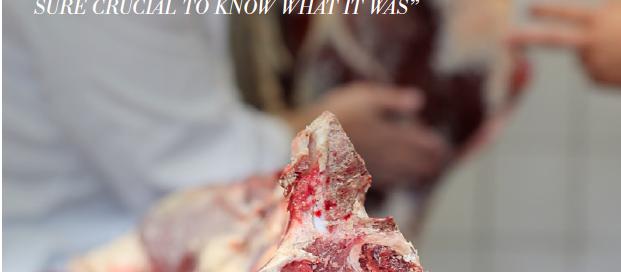 """Gibt es das """"gute Fleisch"""" noch? Machen Sie sich selbst ein Bild und kommen Sie mit zu einem verantwortungsvollen Produzenten aus Jona und einem authentischen Koch und erleben Sie ein neues, ehrliches Food-Konzept im Restaurant parkhuus alias """"Hung`ER""""."""