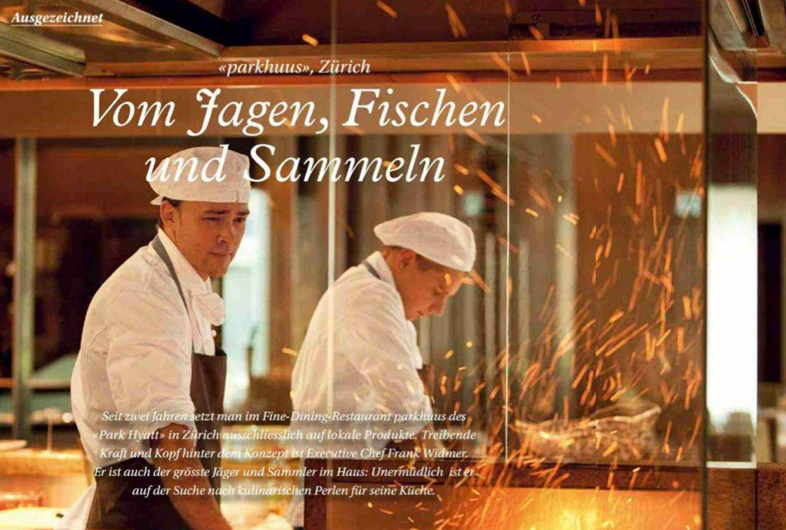 Messer & Gabel: Vom Jagen, Fischen und Sammeln